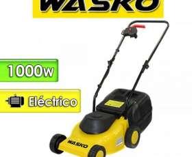 Corta Pasto de Motor Electrico 1000W Modelo N101W de Wasko