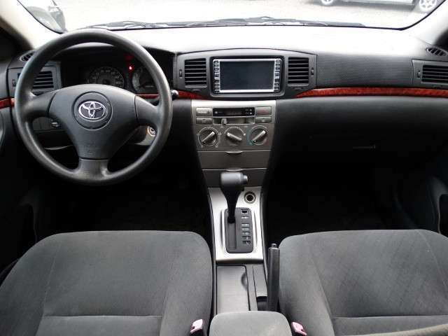 Toyota Runx 2006 - 5