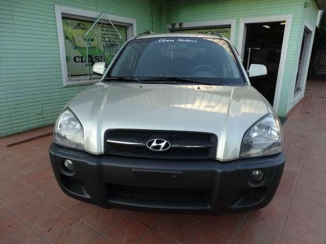 Hyundai Tucson 2005 chapa definitiva en 24 Hs - 1