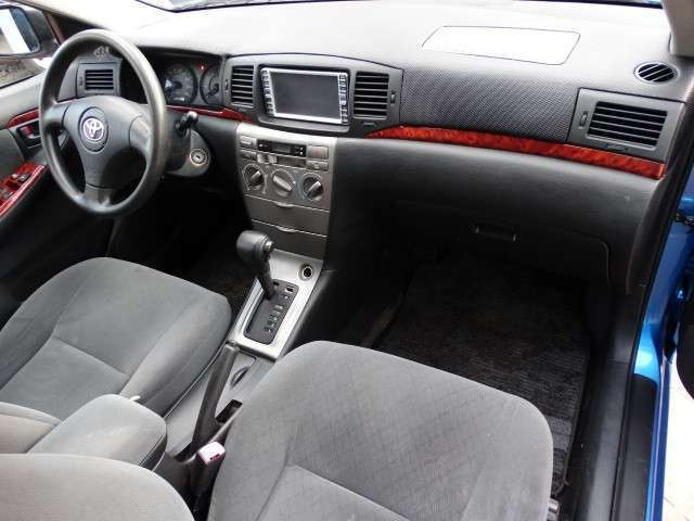Toyota Runx 2006 - 6