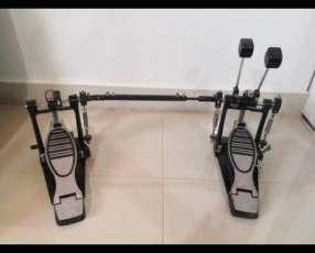 Doble pedalera