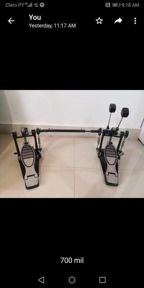 Doble pedalera - 0