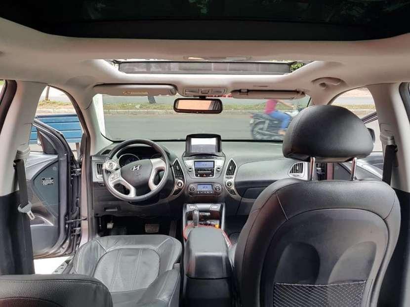 Hyundai new tucson volante original 2010 - 3