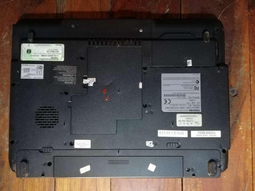 Notebook Toshiba Satellite A105 para repuesto - 1