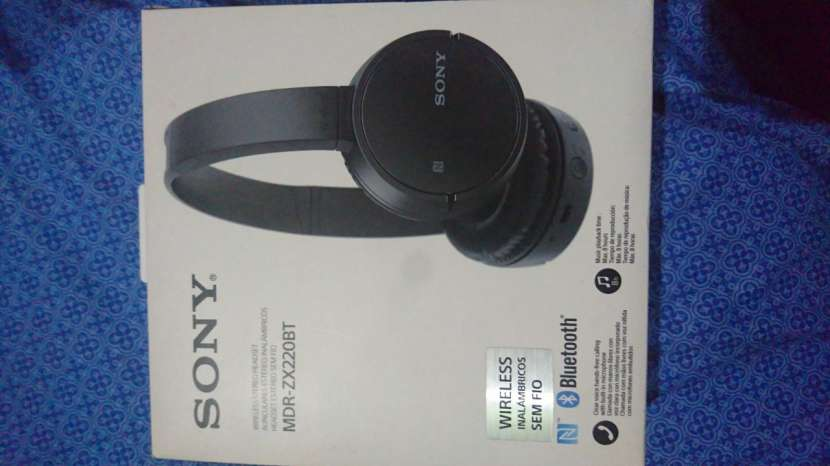 Auricular Sony A Bluetooth - 0