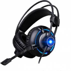Fone+mic gamer HP h300 c/ vibracin c/adap PS4 / 4D