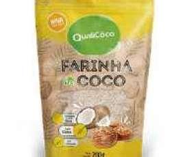 Harina de Coco 200 Gr Qualicoco
