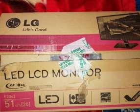Monitor LG LCD