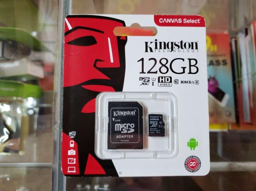 Memory Card de 128 GB - 0