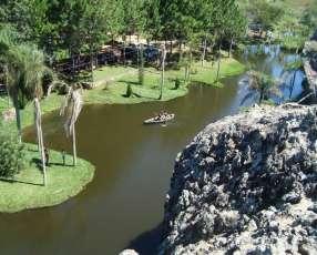 Traslado y Tour a la Cabaña Itá Kua