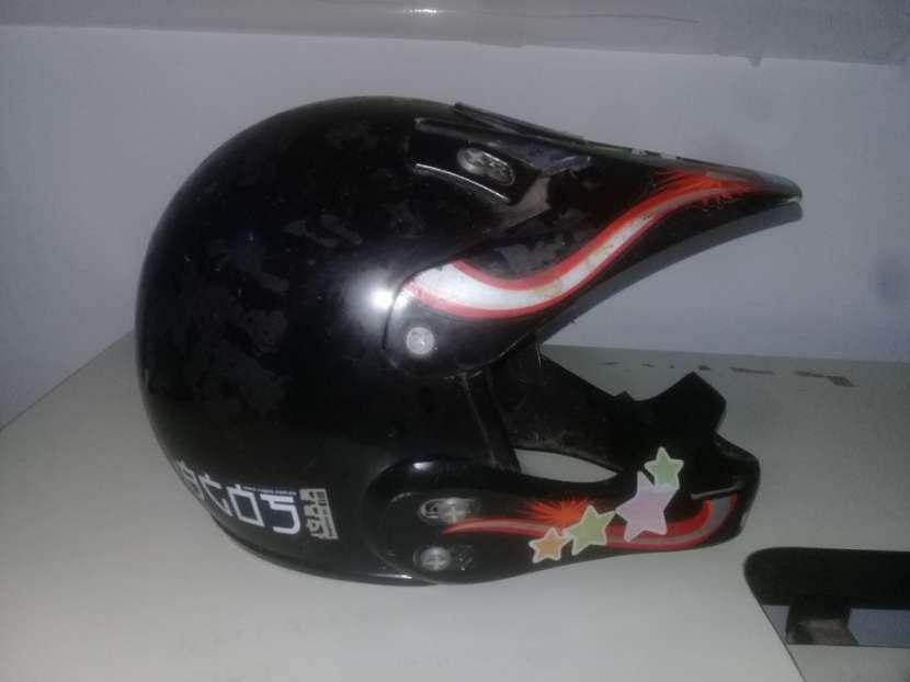 Casco De motocross - 4