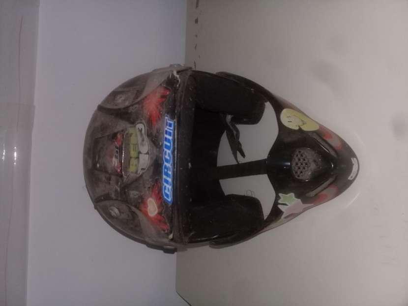 Casco De motocross - 0