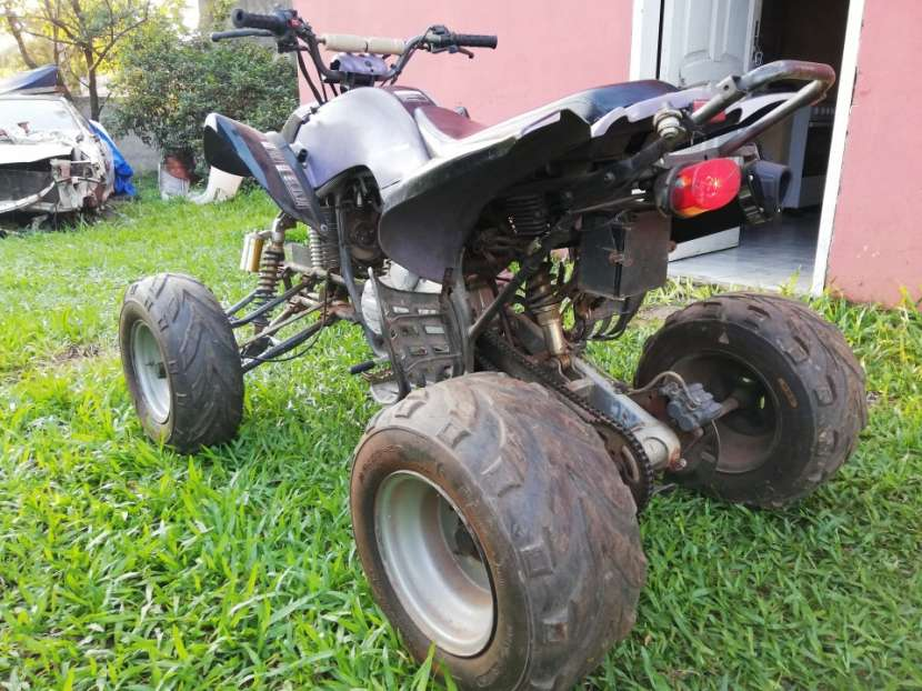 Cuaci kenton pitbull 200 - 2