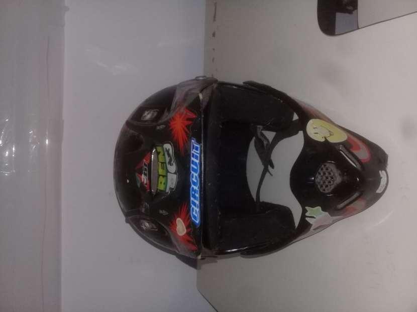 Casco De motocross - 1