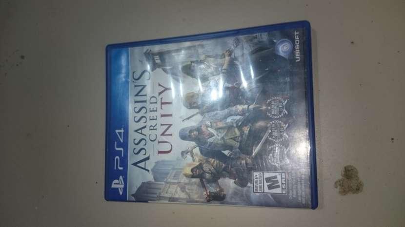 Juegos Assassins Creed Unity Juego de play 4 - 1