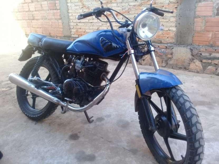 Moto 2007 150 cc - 0
