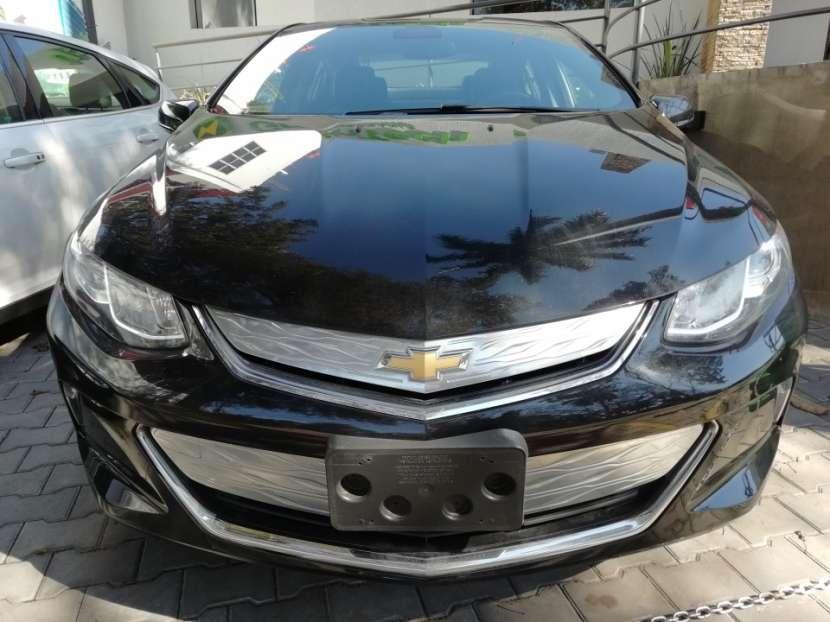 Chevrolet Volt 2017 eléctrico - 2
