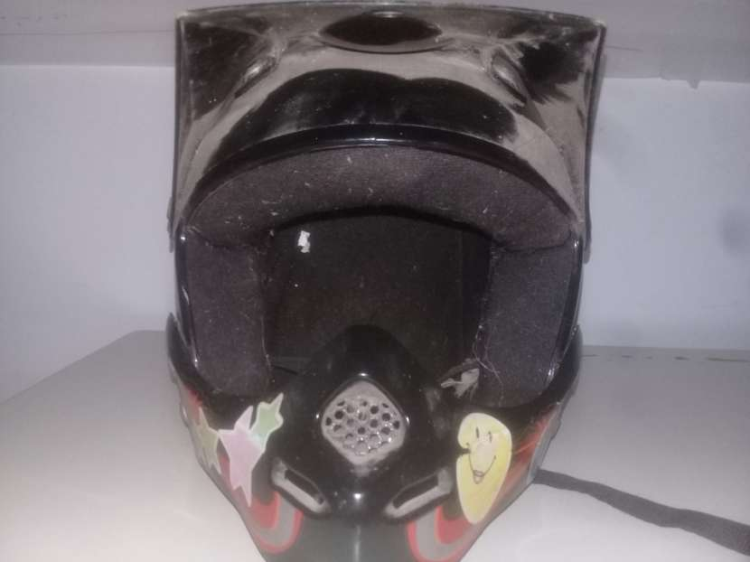 Casco De motocross - 5