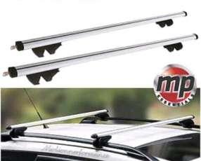 Sobre barras para camionetas con llaves