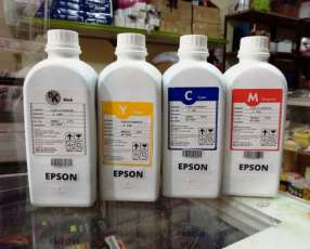 Tinta compatible para impresoras Epson Econtank 1 litro