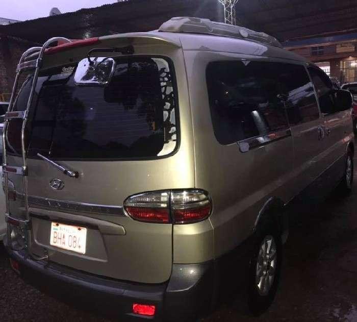 Hyundai H1 2004 - 4