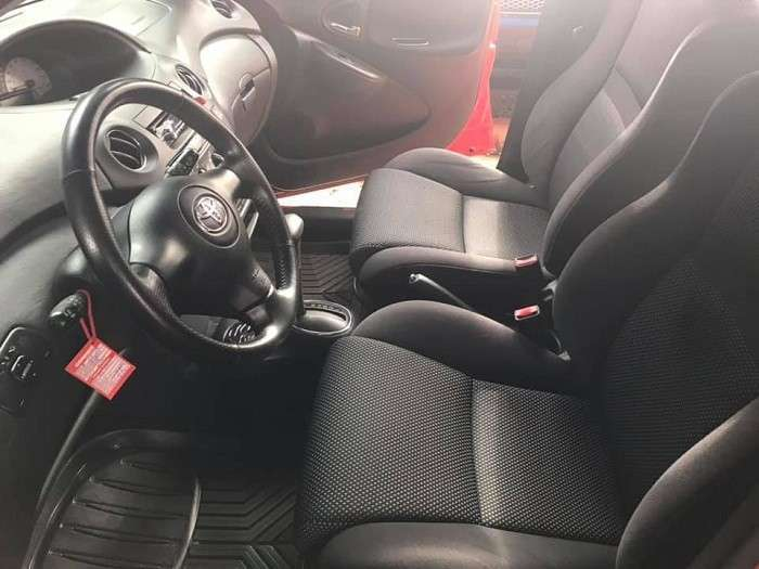 Toyota Vitz RS 2002 - 6