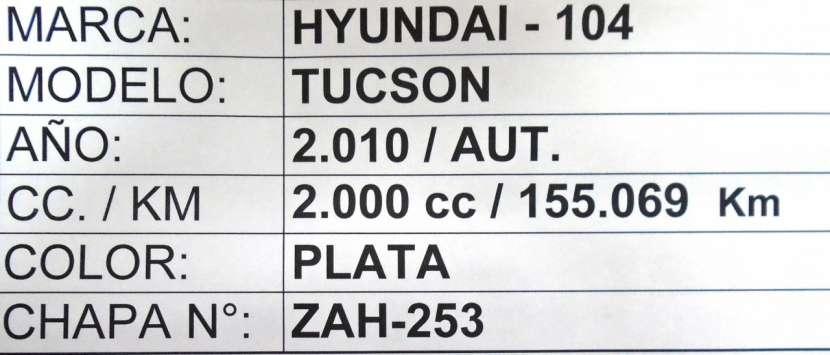 Hyundai Tucson 2010 - 8