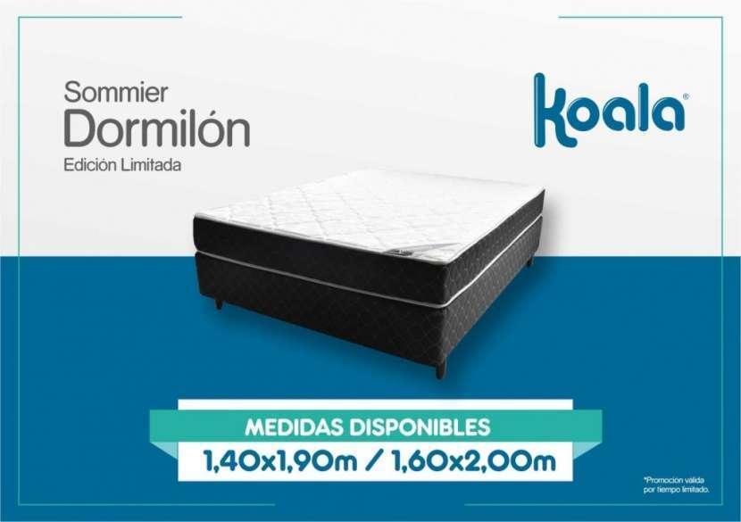 ️Sommier Dormilón Pillow Top - 0