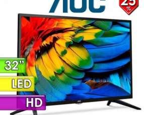 TV Digital LED HD de 32