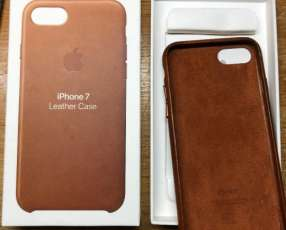 Apple Case Cuero Original