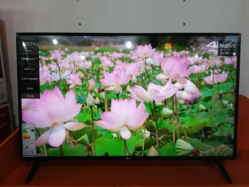 Smart TV LG 43 pulgadas Full HD - 1