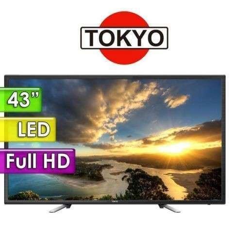 TV HD Tokyo de 43 pulgadas - 0