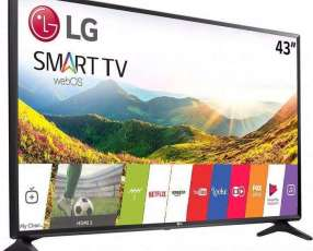 Smart TV LG 43 pulgadas Full HD