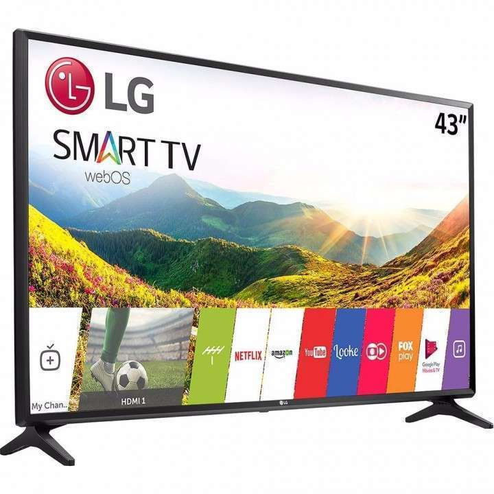 Smart TV LG 43 pulgadas Full HD - 0