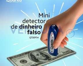 Mini detector de Billetes Falsos