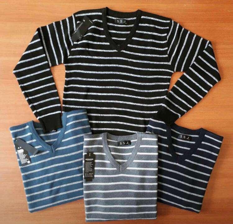 Suéter para caballeros - 0