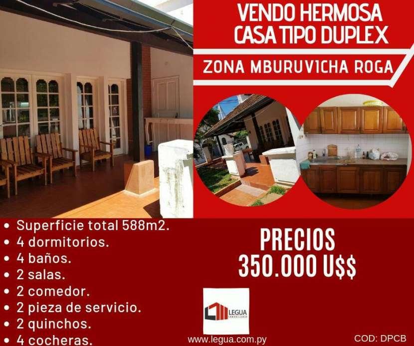 Casa en Zona de Mburuvicha Roga - 0