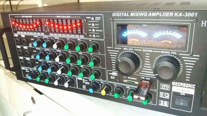 Amplificador grande profesional - 0