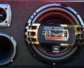 Caja trio JBL 2800W