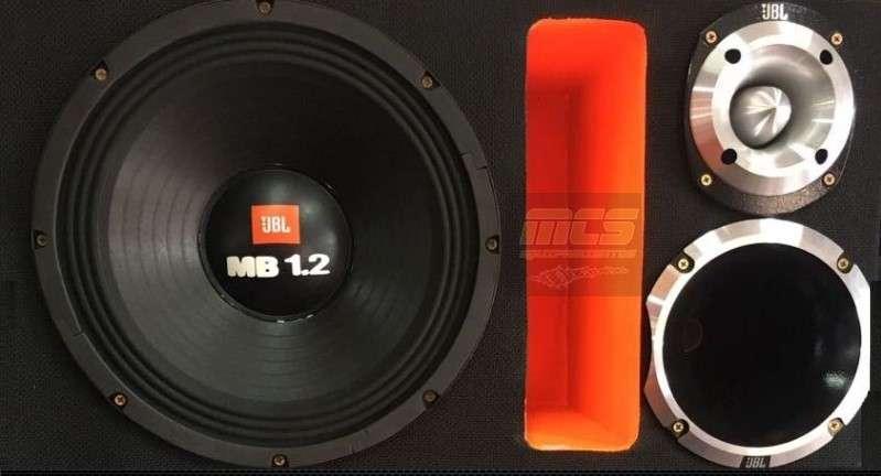 Caja trio JBL 1700W - 0