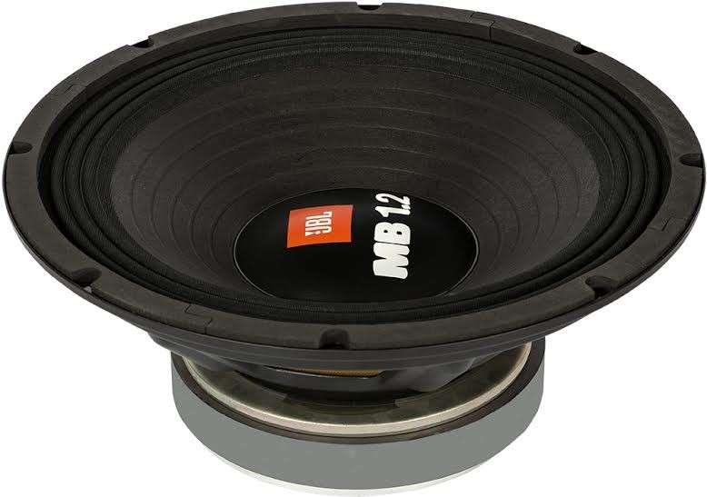 Caja trio JBL 1700W - 3