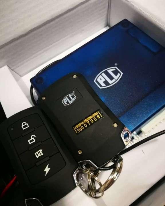 Alarma PLC para vehículos con 2 controles - 4