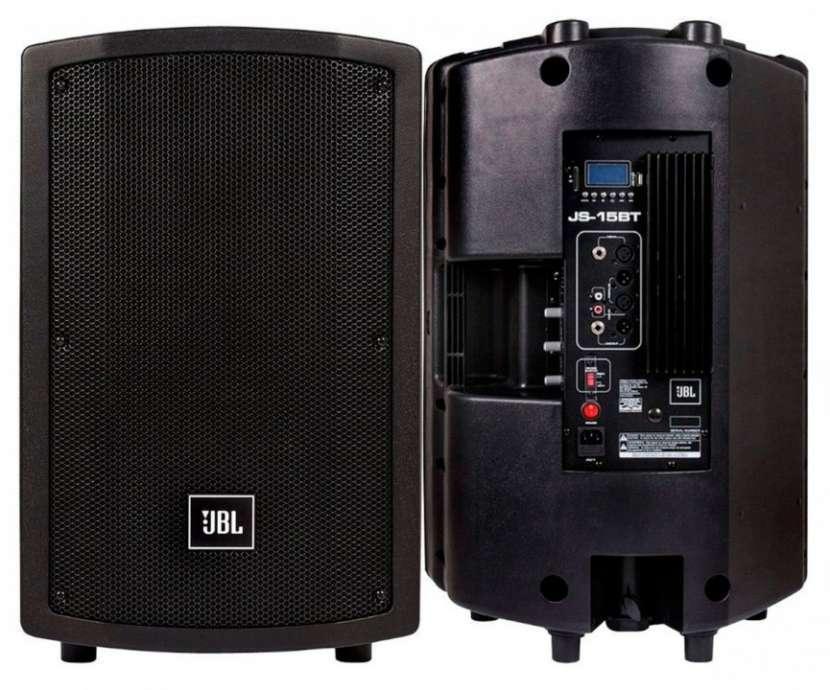 Caja acústica JBL JS15-BT 15 bluetooth USB - 0