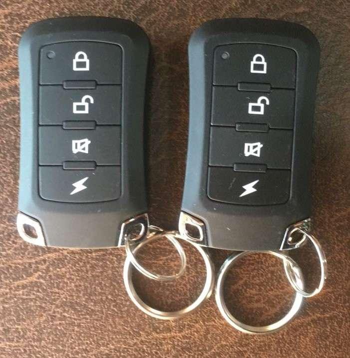 Alarma PLC para vehículos con 2 controles - 5