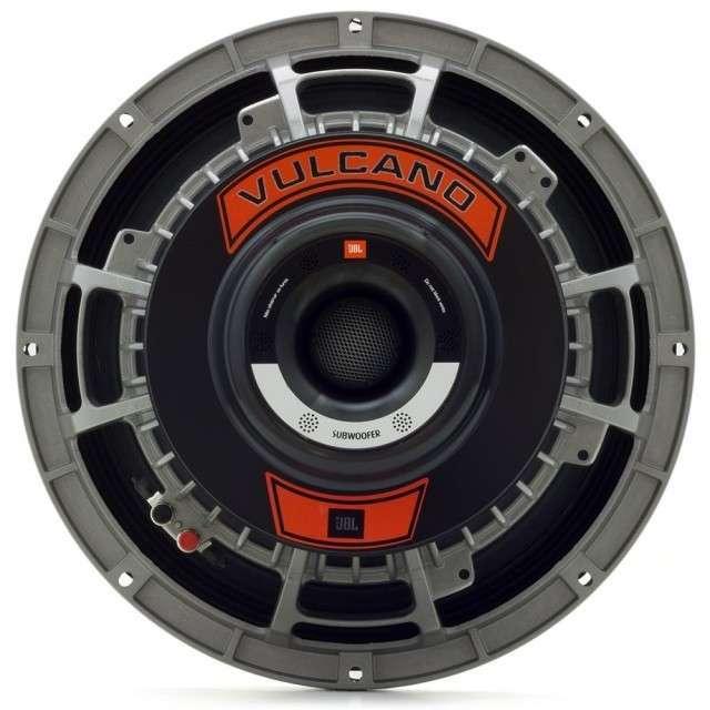 Subwoofer JBL Vulcano 2.0 de 15 pulgadas 2000W 1000 RMS - 3