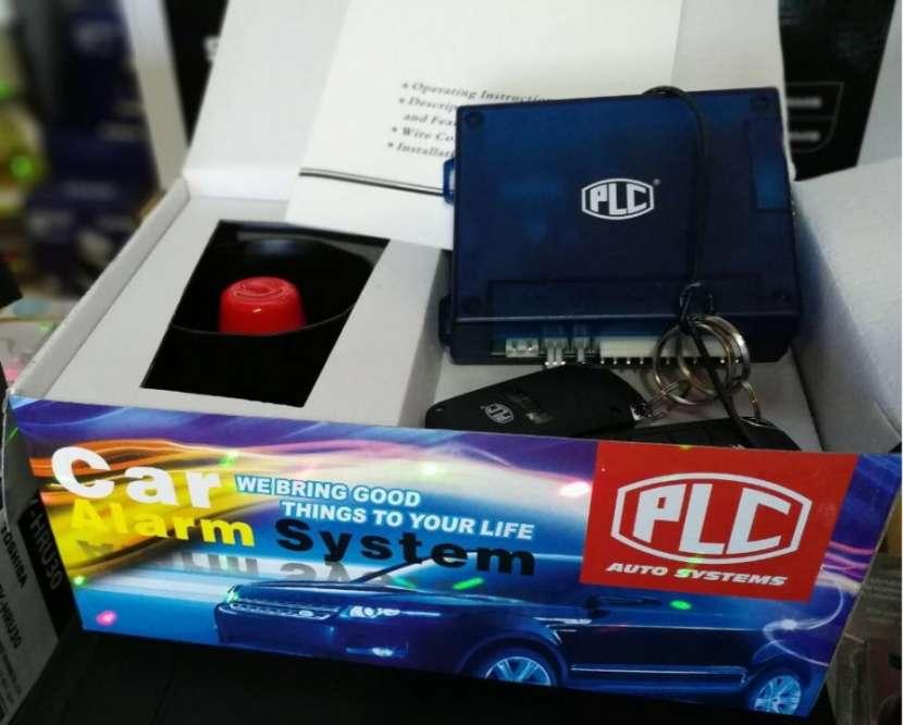 Alarma PLC para vehículos con 2 controles - 0