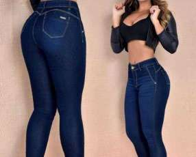 Jeans brasileros sobre pedido