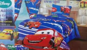 Edredón kit infantil 5 piezas
