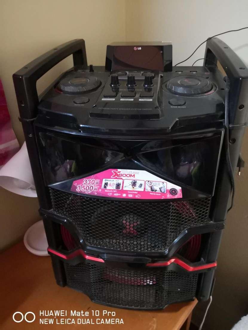 Equipo de sonido LG con bluetooth - 2