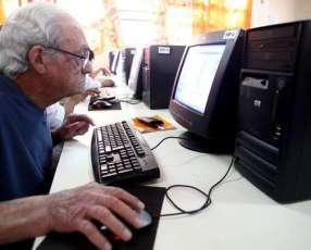 Informática para adultos mayores
